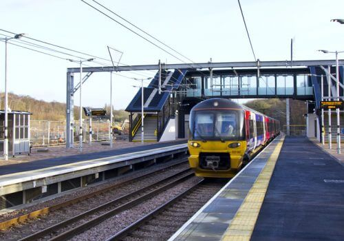 Spencer Group completes Kirkstall Forge Station – now open to passengers cover image