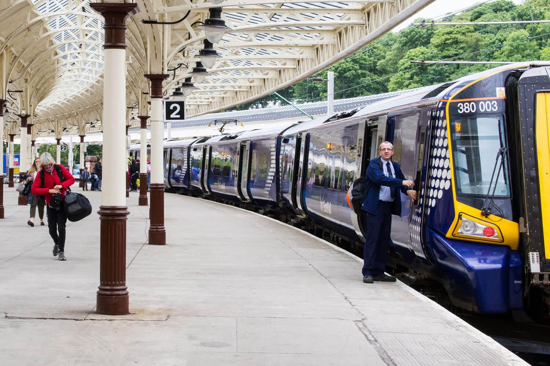 Wemyss Bay Station Platform 2