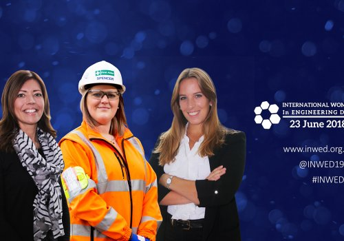 Spencer Group celebrates International Women in Engineering Day cover image